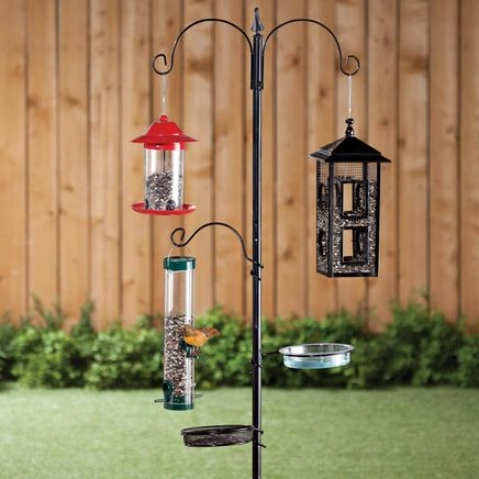 Wild Bird Feeding Station-358086