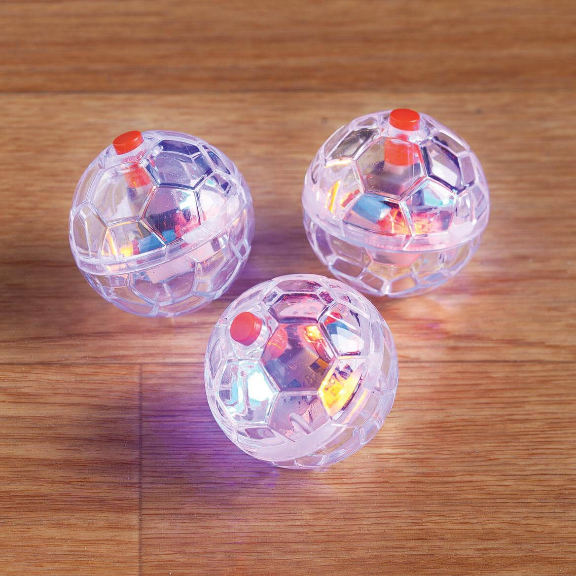 Motion Activated Cat Balls, Set of 3-358087