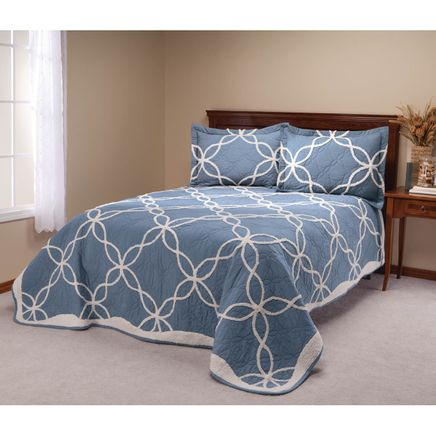 The Sophie Quilt with Chenille Tufting by OakRidge™-358134