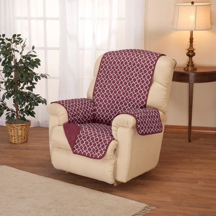 Deluxe Reversible Fashion Recliner Cover by OakRidge™-358278