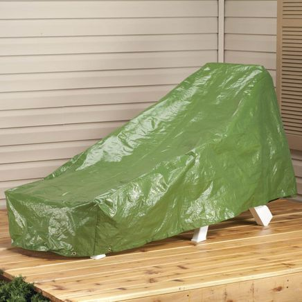 "Chaise Cover, 76"" L x 33"" H x 27"" W-358355"
