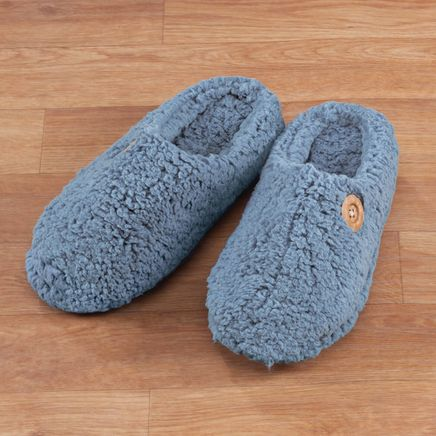 Comfy Sherpa Slippers-358373