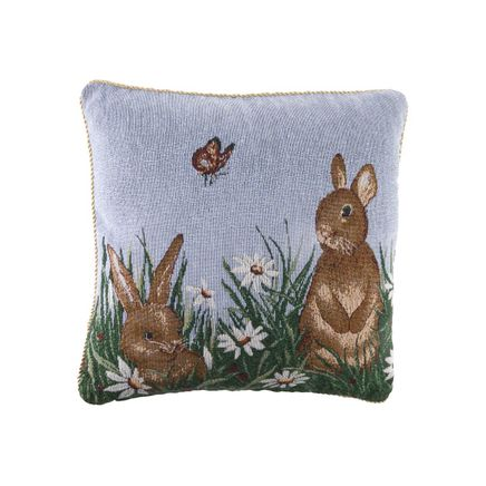 Bunny Pillow Cover-358385