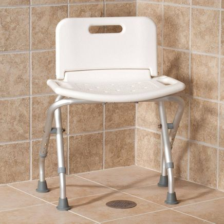 Folding Bath Seat with Back-358607
