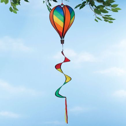 Hot Air Balloon Wind Spinner-359030