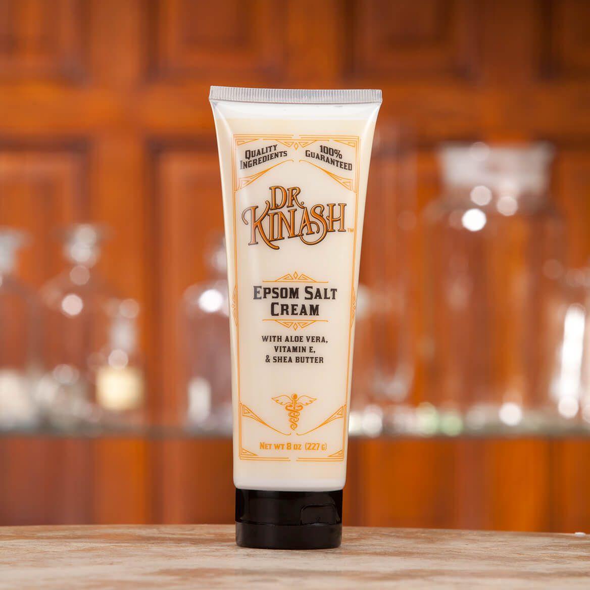 Dr. Kinash™ Epsom Salt Cream, 8 oz.-359081