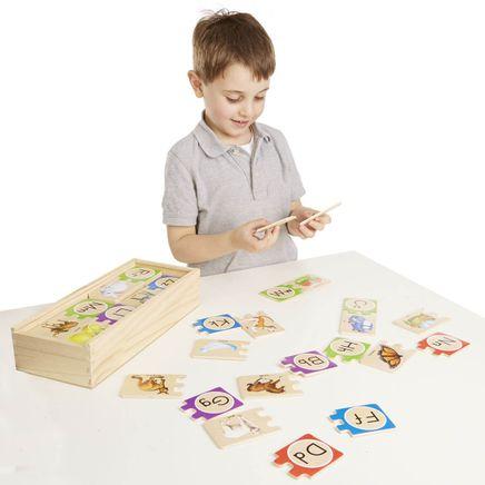 Melissa & Doug® Personalized Letter Puzzles-359129