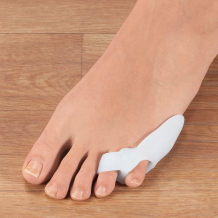 Silver Steps™ Tailored Gel Bunion Protector with Loops, 1 Pair-359684