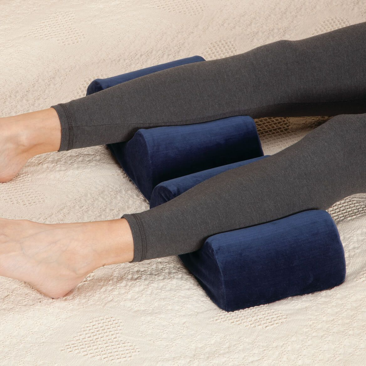 Memory Foam Knee and Leg Rest Pillow-359869