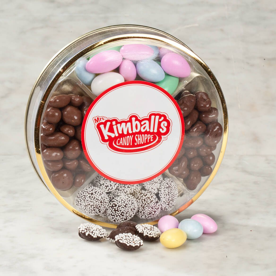 Mini Assorted Chocolate Tray by Mrs. Kimball's Candy Shoppe™-360452