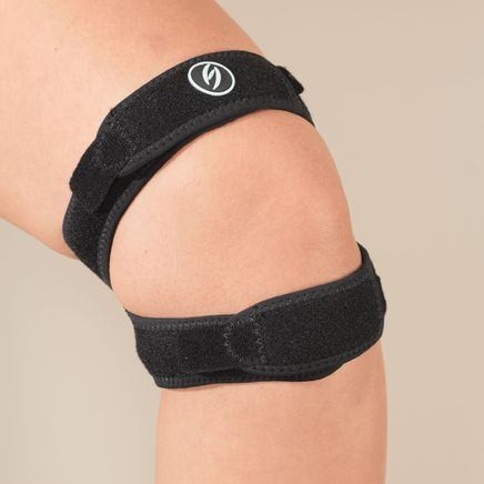 Adjustable Double Knee Strap-360585