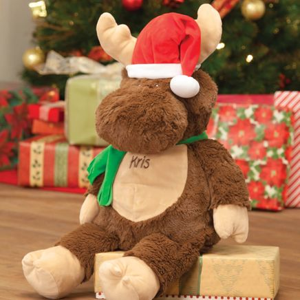 Personalized Christmas Moose-360892