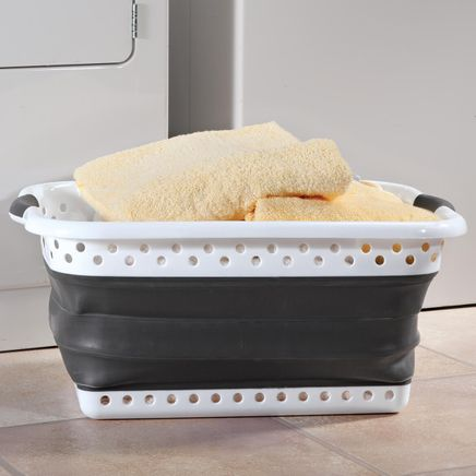 Collapsible Laundry Basket-361057