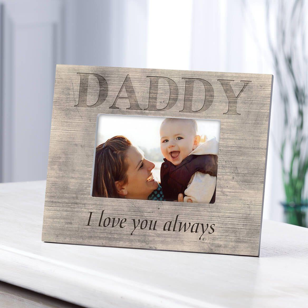 Personalized Shiplap Daddy Frame-361183