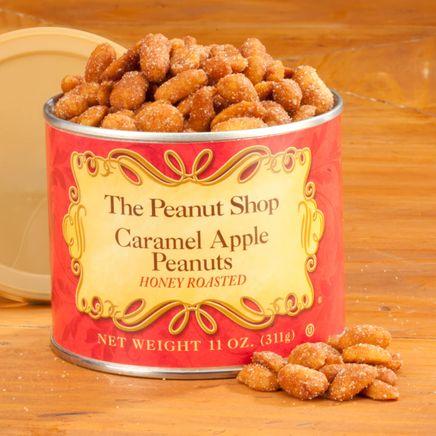 The Peanut Shop® Caramel Apple Honey Roasted Peanuts-361411