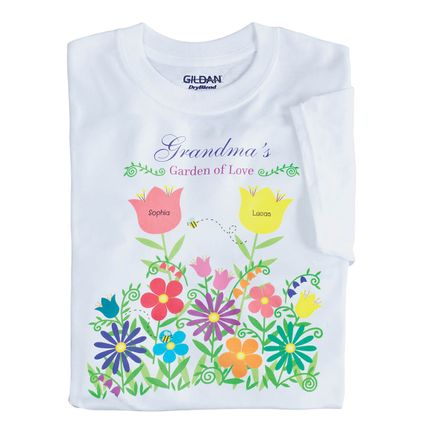 Personalized Garden T-Shirt-361593