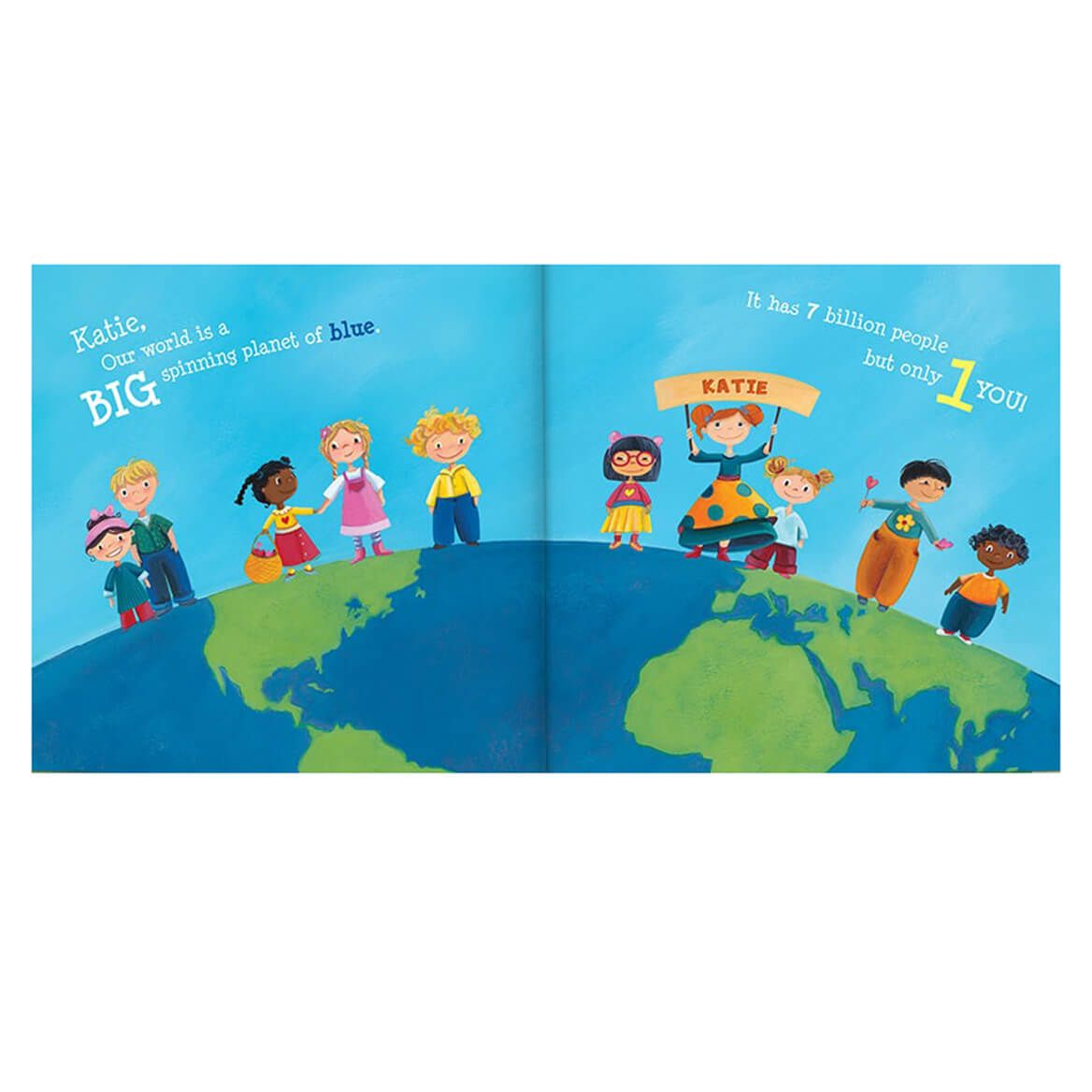 Personalized I Can Change the World Storybook-361608