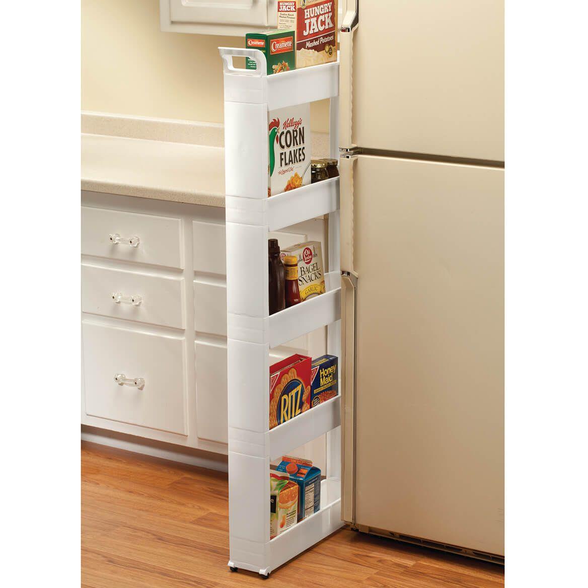 Slim Storage Cart 5 Tier-361652