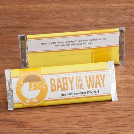 Personalized Candy Bar Wrapper Baby Shower-361837