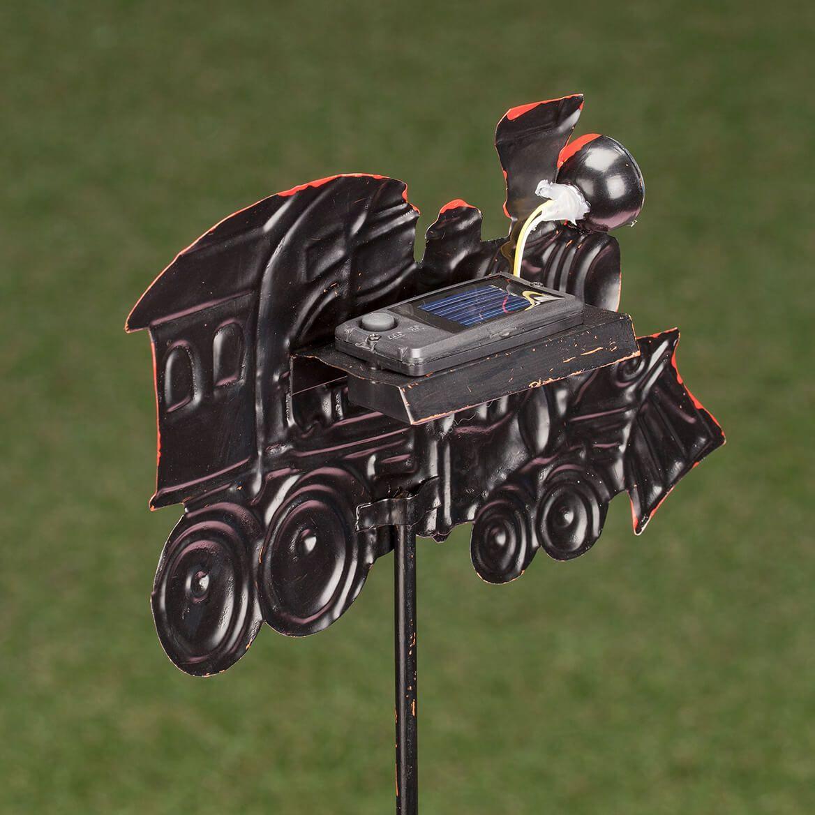 Train Solar Stake by Fox River Creations™-361866