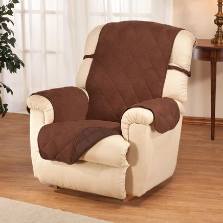 Naomi Suede-Microfiber Recliner Cover by OakRidge™-361905