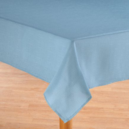 Oxford Solid Polyester Table Cloth-361985