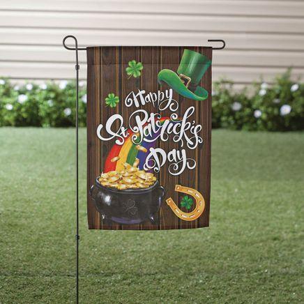 Happy St. Patrick's Day Garden Flag-362348