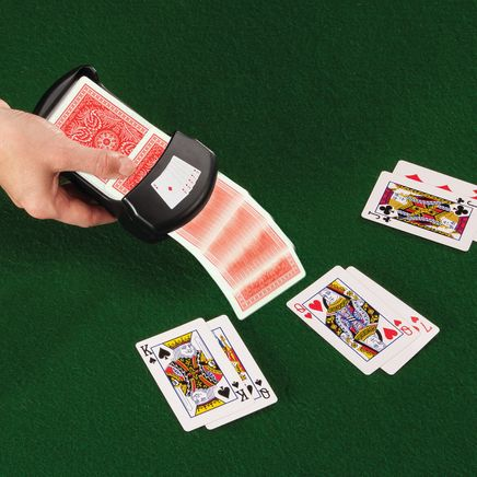 Casino Speed Card Dealer-362398