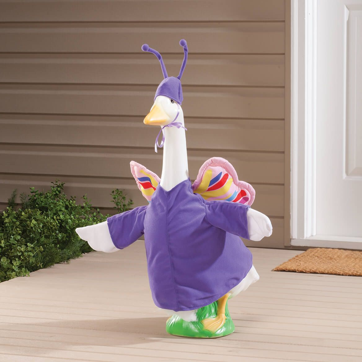 Butterfly Goose Outfit-362554