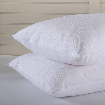 400 TC Cotton Pillow Protectors 2-Pack-362662