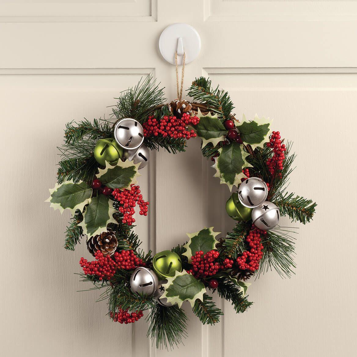 Magnetic Wreath Hangers, Set of 2-362769