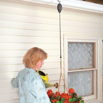 Pull-a-Plant™ Basket Hanger, Set of 3-362770