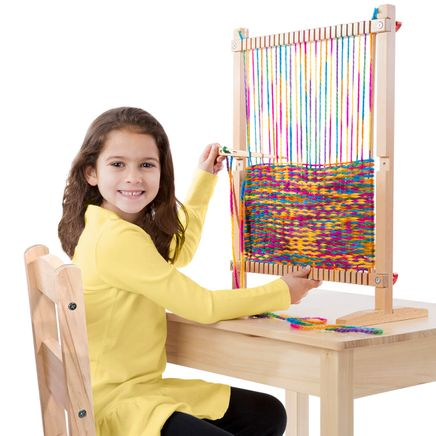 Melissa & Doug® Multi-Craft Weaving Loom-362854
