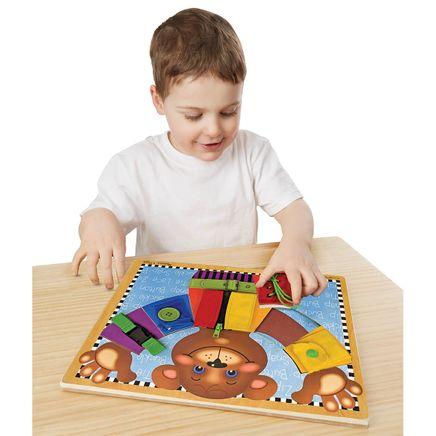 Melissa & Doug® Basic Skills Board-362858