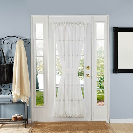 Elegance Sheer Door Panel-362987