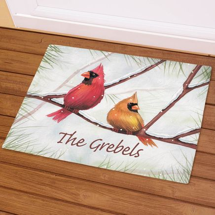 Personalized Snowbirds Doormat-363013