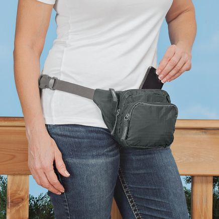 RFID 3-Pocket Waist Pack-363265
