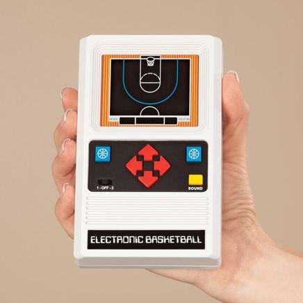 Electronic Basketball Handheld Game-363316