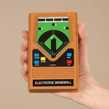 Electronic Baseball Handheld Game-363318