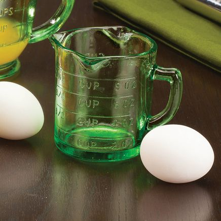 Nostalgia Glass Measuring Cup by Home Marketplace-363811