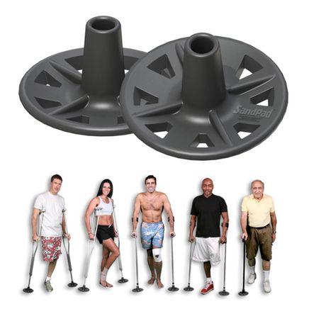 EZ-Walk™ Cane and Crutch Pad-363862