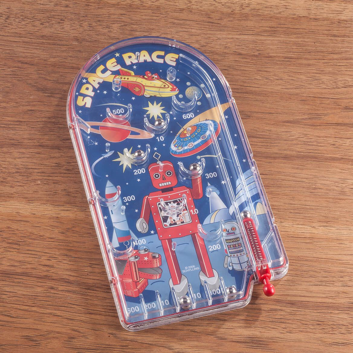 Space Race Pinball Game-364086