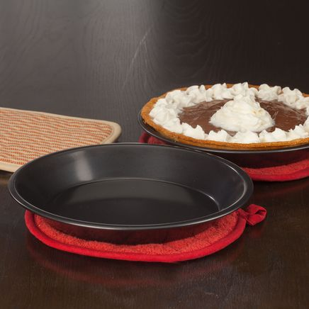Non-Stick Pie Pans by Homestyle Kitchen™, Set of 2-364223