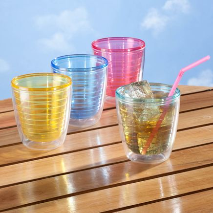 12oz. Insulated Tumblers, Set of 8-364304
