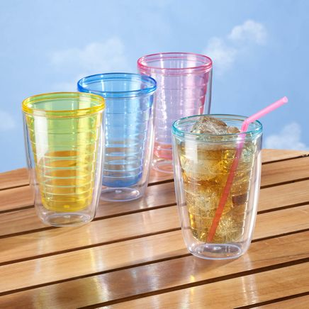 16 oz. Insulated Tumblers, Set of 8-364305