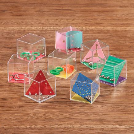 Brain Cubes, Set of 8-364500