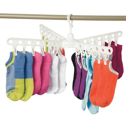 2-Tier Clothes Rack-364571