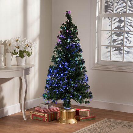 5' Fiber Optic Tree by Holiday Peak™-364617