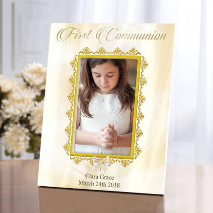 Personalized First Communion Photo Frame-364633