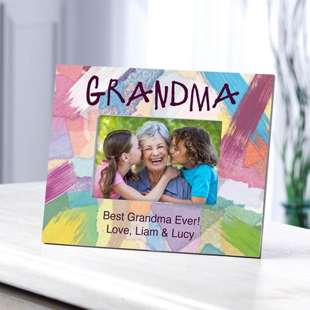 "Personalized Grandma ""I made it Just for You"" Photo Frame-364640"